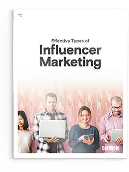 effective types of influencer marketing