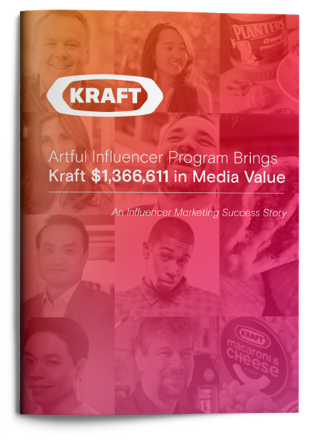 Kraft Success Story Influencer Marketing