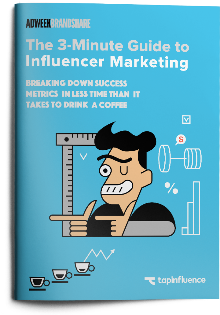 Three Minute Guide to Influencer Marketing